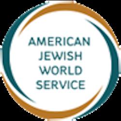 American Jewish World Service Logo