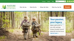 Nature Conservancy Canada Homepage