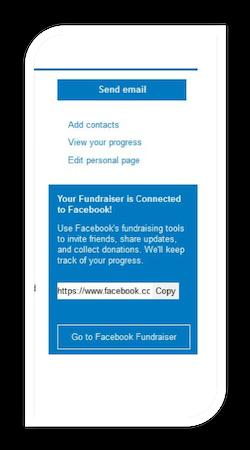 Team Be The Match Facebook Fundraiser