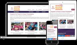 Living Beyond Breast Cancer Responsive Website