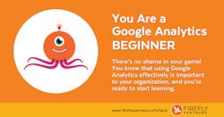 Google Analytics Beginner