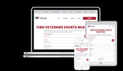 Team RWB Find Event Responsive Webpage