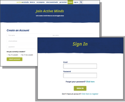 Active Minds Sign In