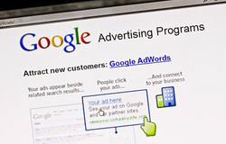 Google Ad Words Landing Page