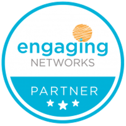 Engaging Networks Partner Badge