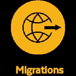 Migrations icon