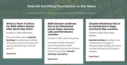 Rebuild Northbay News Feed
