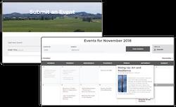 Rebuild Northbay Event Calendar