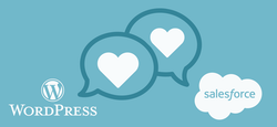 WordPress and Salesforce Integrations