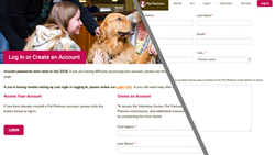 Pet Partners Forms