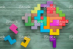 Multi Colored Puzzle