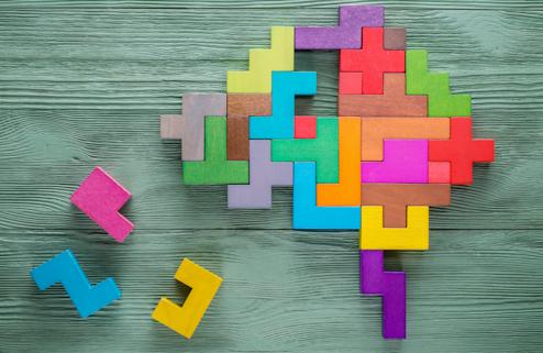 Multi Colored Puzzle
