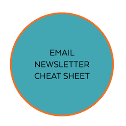 Email Newsletter Cheat Sheet