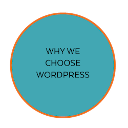 Why We Choose WordPress