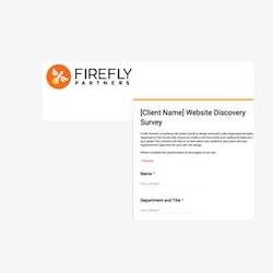 Firefly Partners Discovery Survey