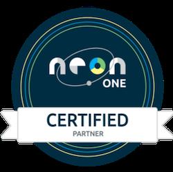 Neon Certified Partner Badge