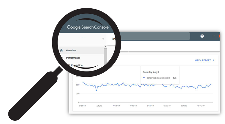 Food Bank of the Rockies Google Search Console