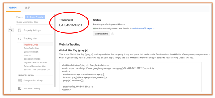 Food Bank of the Rockies Google Tracking Code