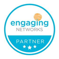 Engaging Networks Partner Badge