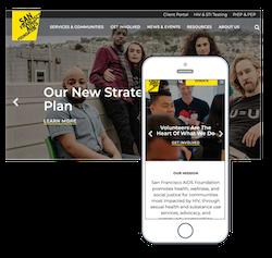 SFAF Homepage