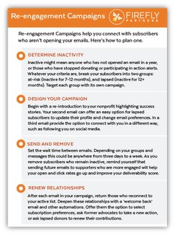 Re-engagement Campaigns