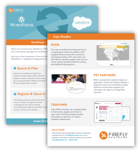 WordPress Salesforce Integrations