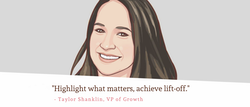 Taylor Shanklin, VP of Growth at Firefly