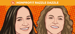 Razzle Dazzle Hosts Jen Frazier and Taylor Shanklin