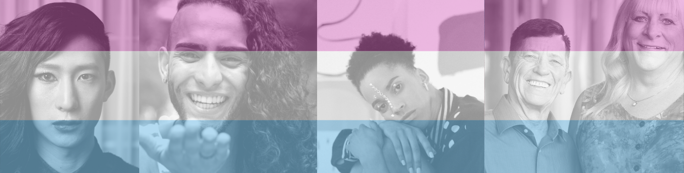 several different embodiments of transgender and gender-nonconforming identities