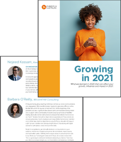 Growing in 2021 eBook cover image