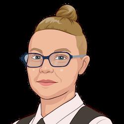 Elsa, Senior Digital Strategist + Team Lead for Firefly Partners